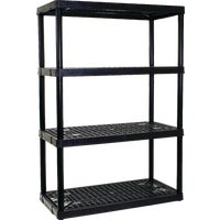 Plano GRAY 4-SHELF UNIT 904