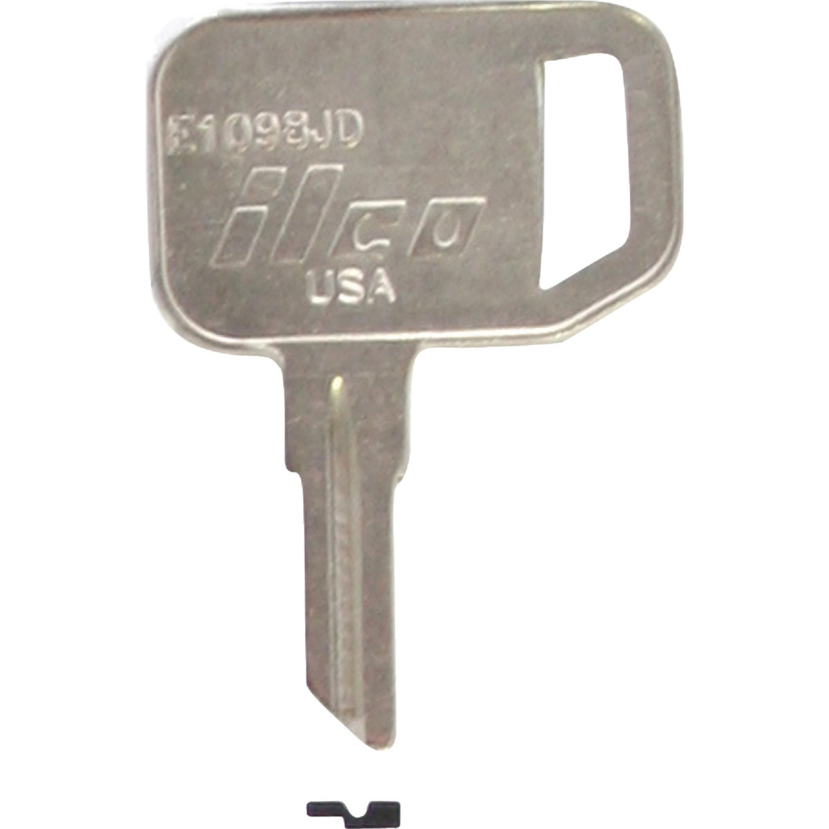 E1098JD JOHN DEERE KEY - E1098JD by Ilco Corp