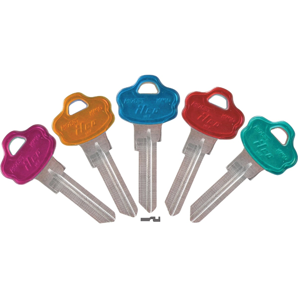 KW10PC KWIKSET DOOR KEY - KW10-PC ASST by Ilco Corp
