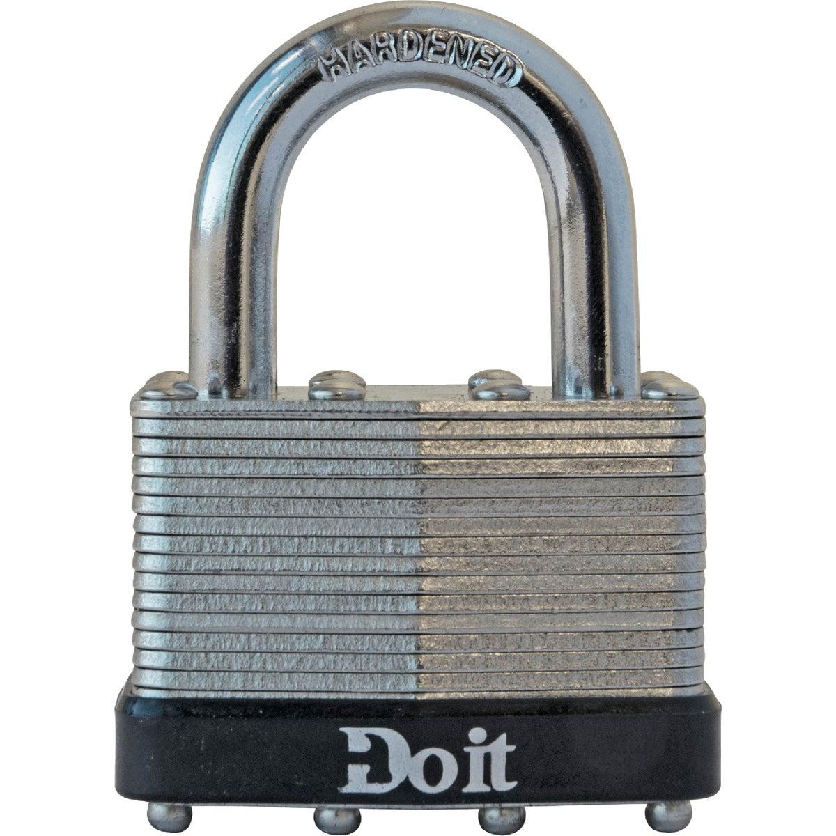 """1-3/4"""" LAMINATED PADLOCK - 1801DDIB by Master Lock Company"""