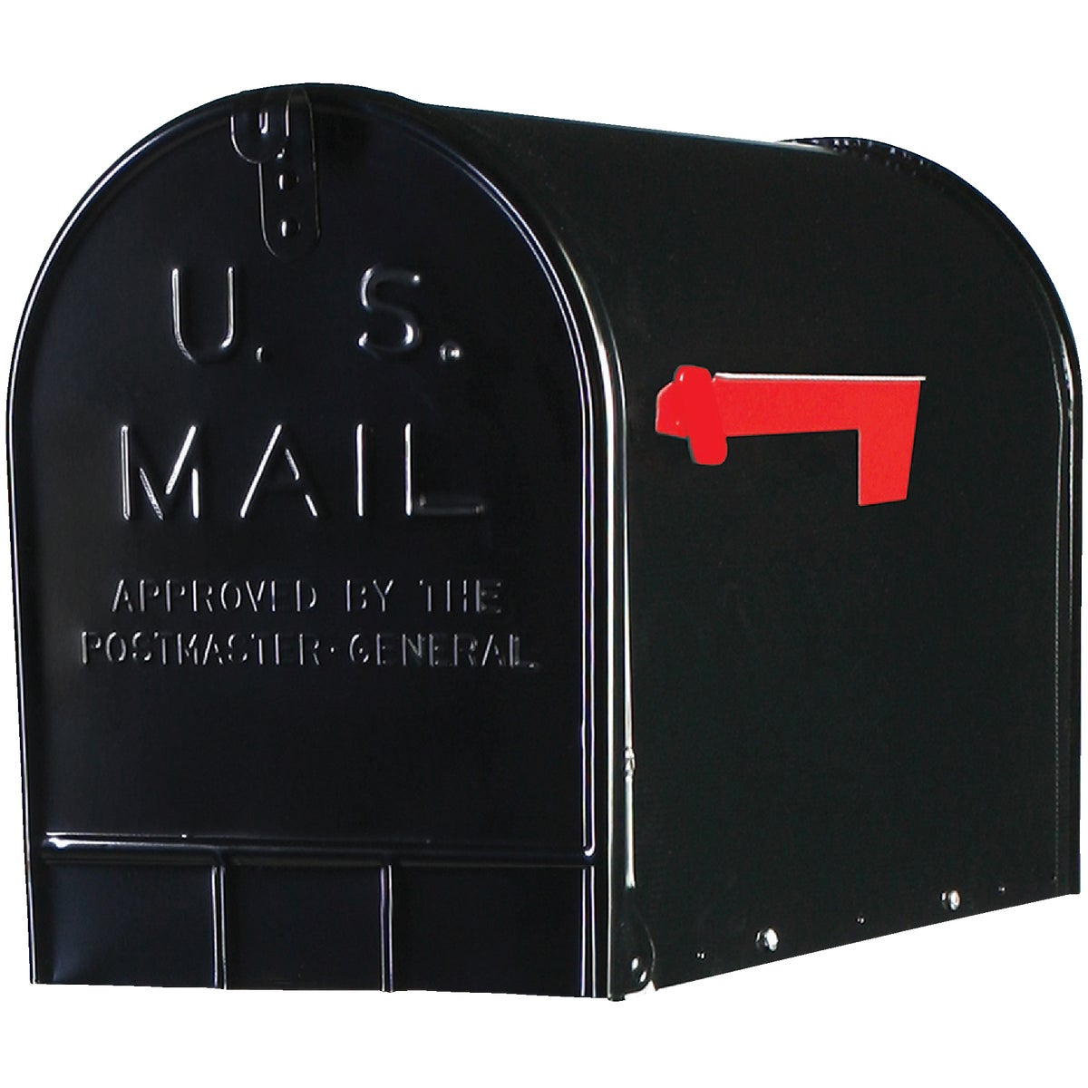 BLACK T3 MAILBOX - ST20B by Solar Group