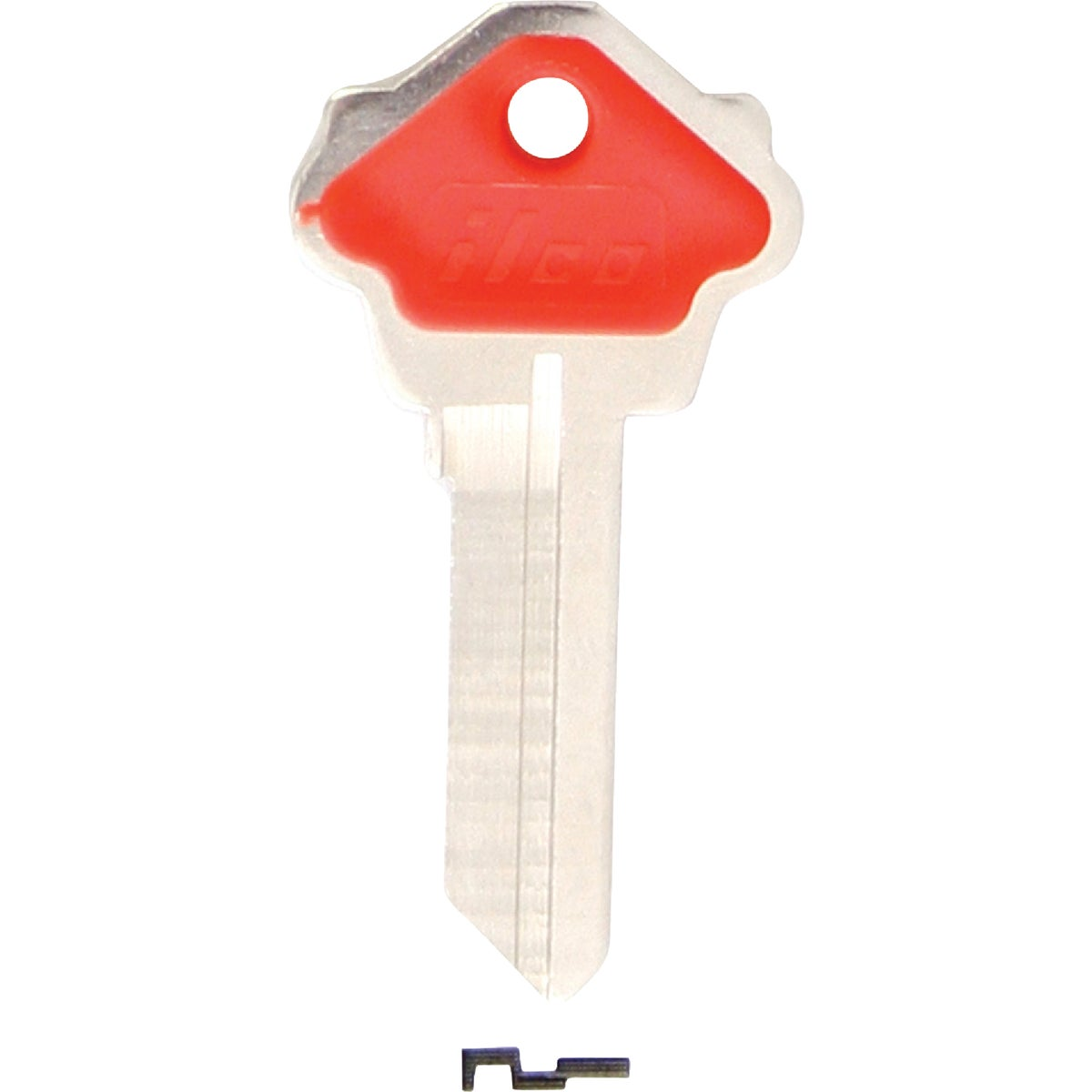 WK2P WESLOCK DOOR KEY - WK2-PC by Ilco Corp