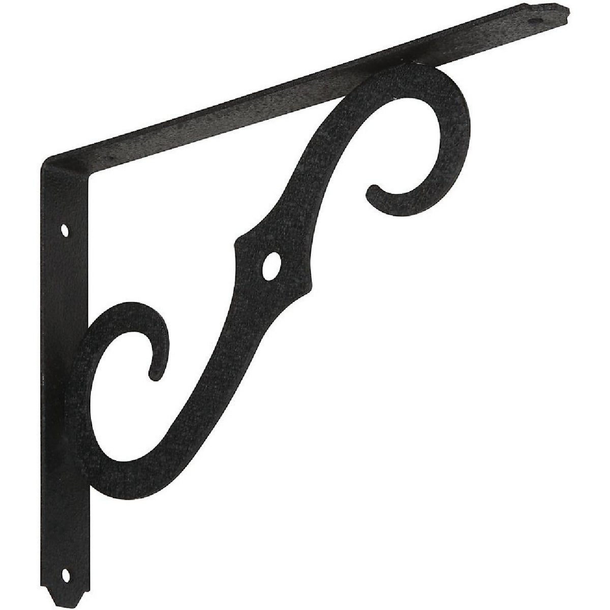 10X7 BLK ORN BRACKET - N229450 by National Mfg Co