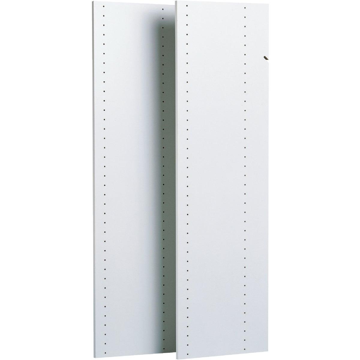 Easy Track Closet Vertical Panel, RV72