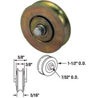 Prime Line Prod. PATIO DOOR ROLLER 131905