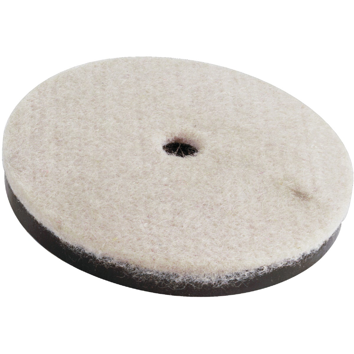 "2"" ROUND FELT CASTER CUP - 235962 by Shepherd Hardware"