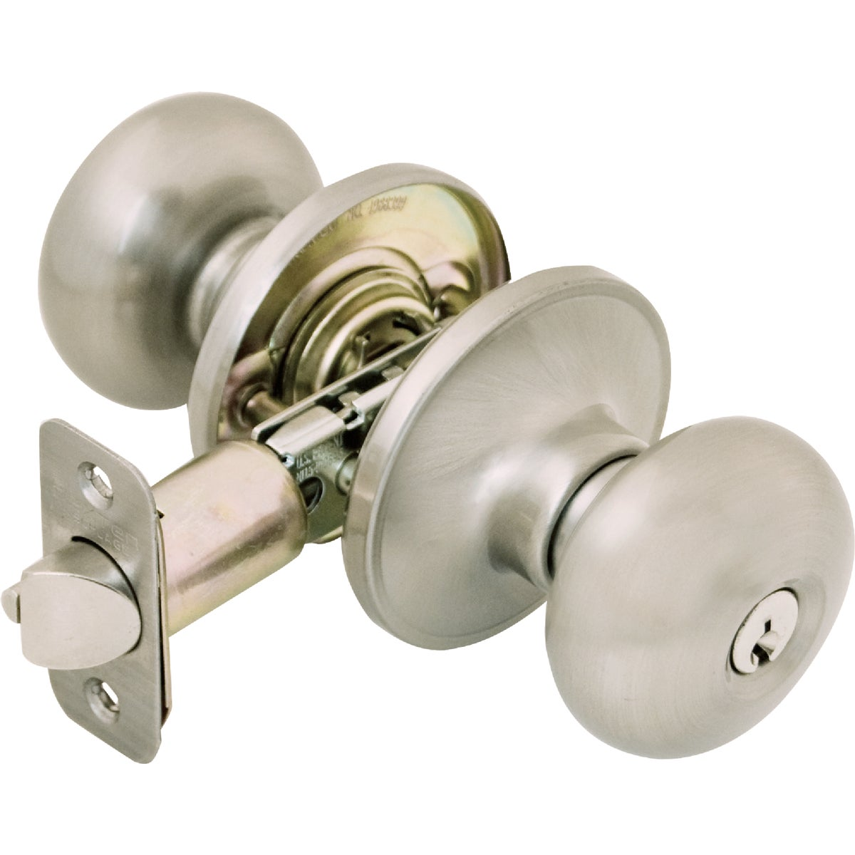 SN STRATUS ENTRY LOCK - J54VSTR619 by Schlage Lock Co