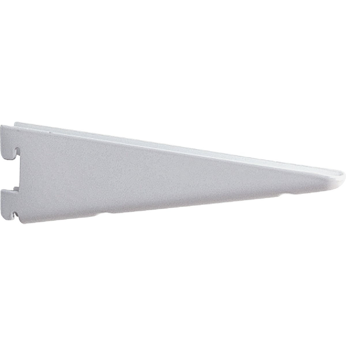 "12-1/2"" WHITE BRACKET - 182WH12.5 by Knape & Vogt Mfg Co"