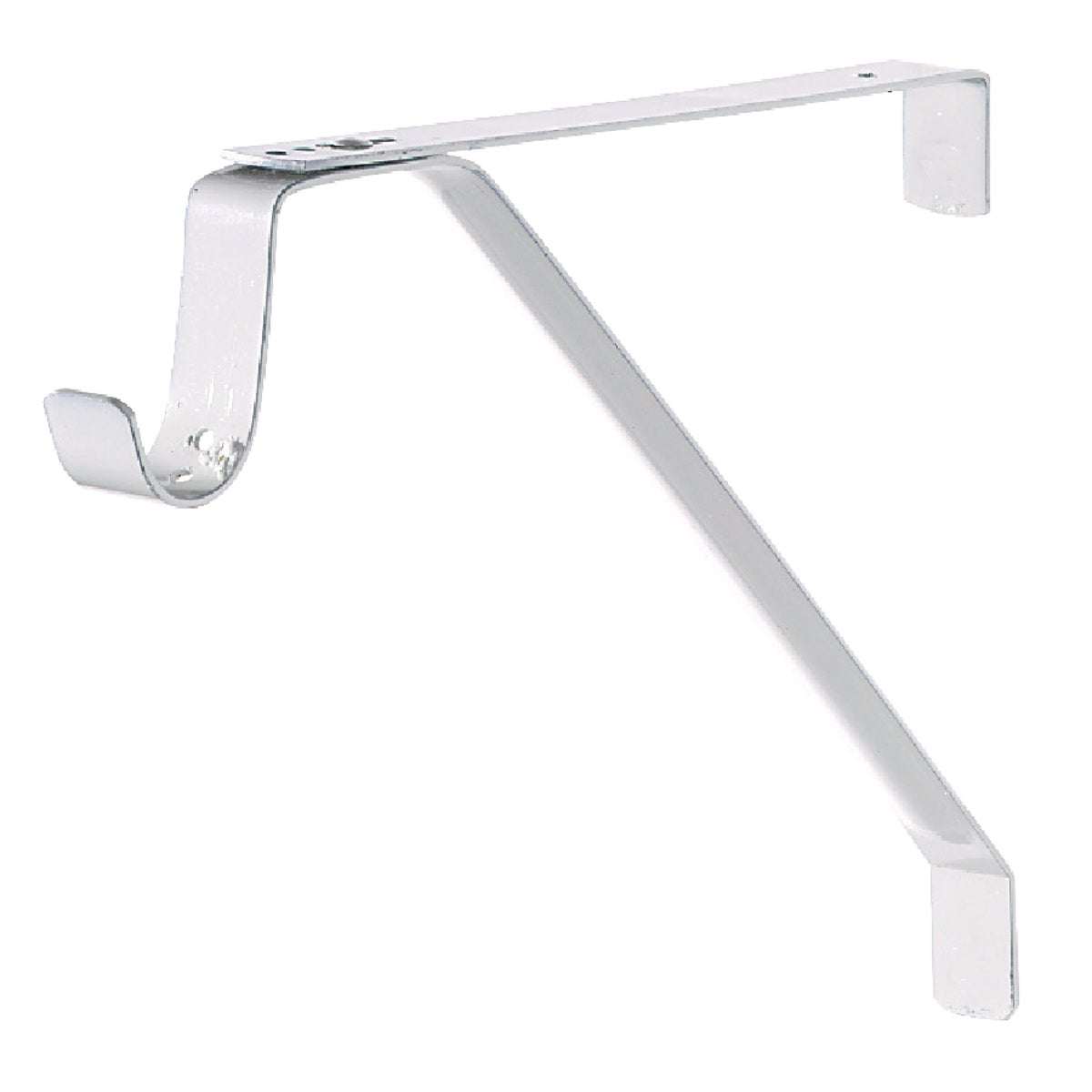 ADJUSTABLE SHELF BRACKET - RP-0043-WT by Knape & Vogt Mfg Co