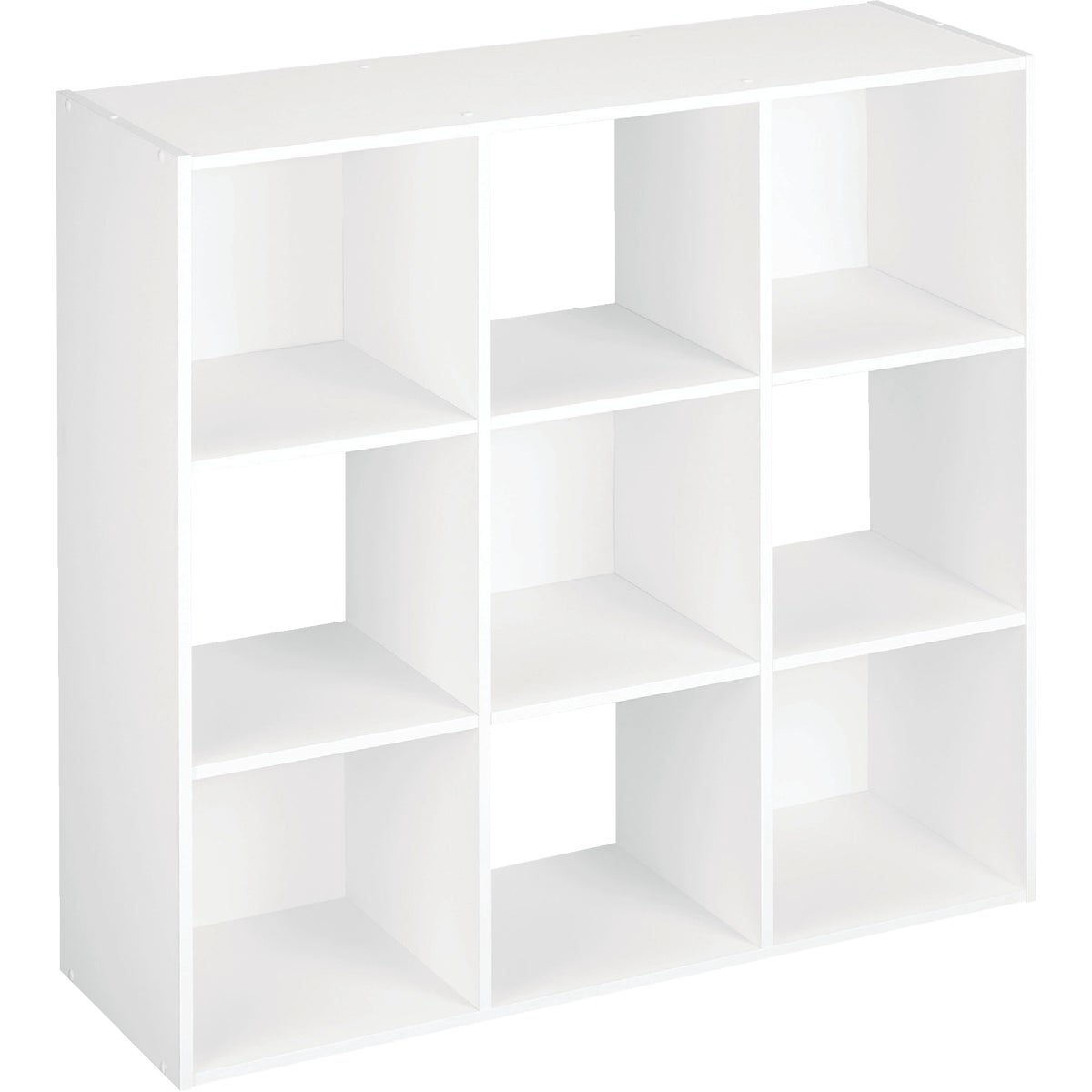 WHT 9 CUBE ORGANIZER - 42100 by Closetmaid