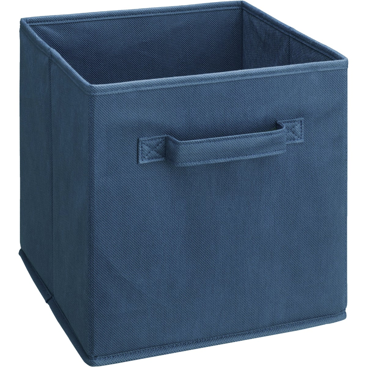 BLUE FABRIC DRAWER
