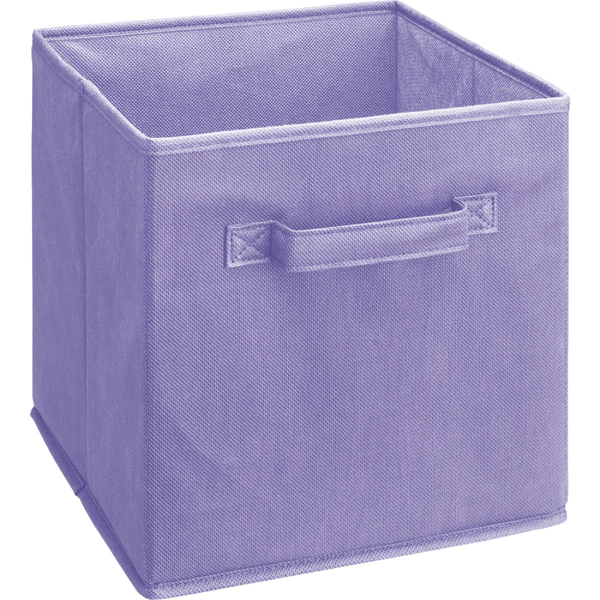 LT PURPLE FABRIC DRAWER