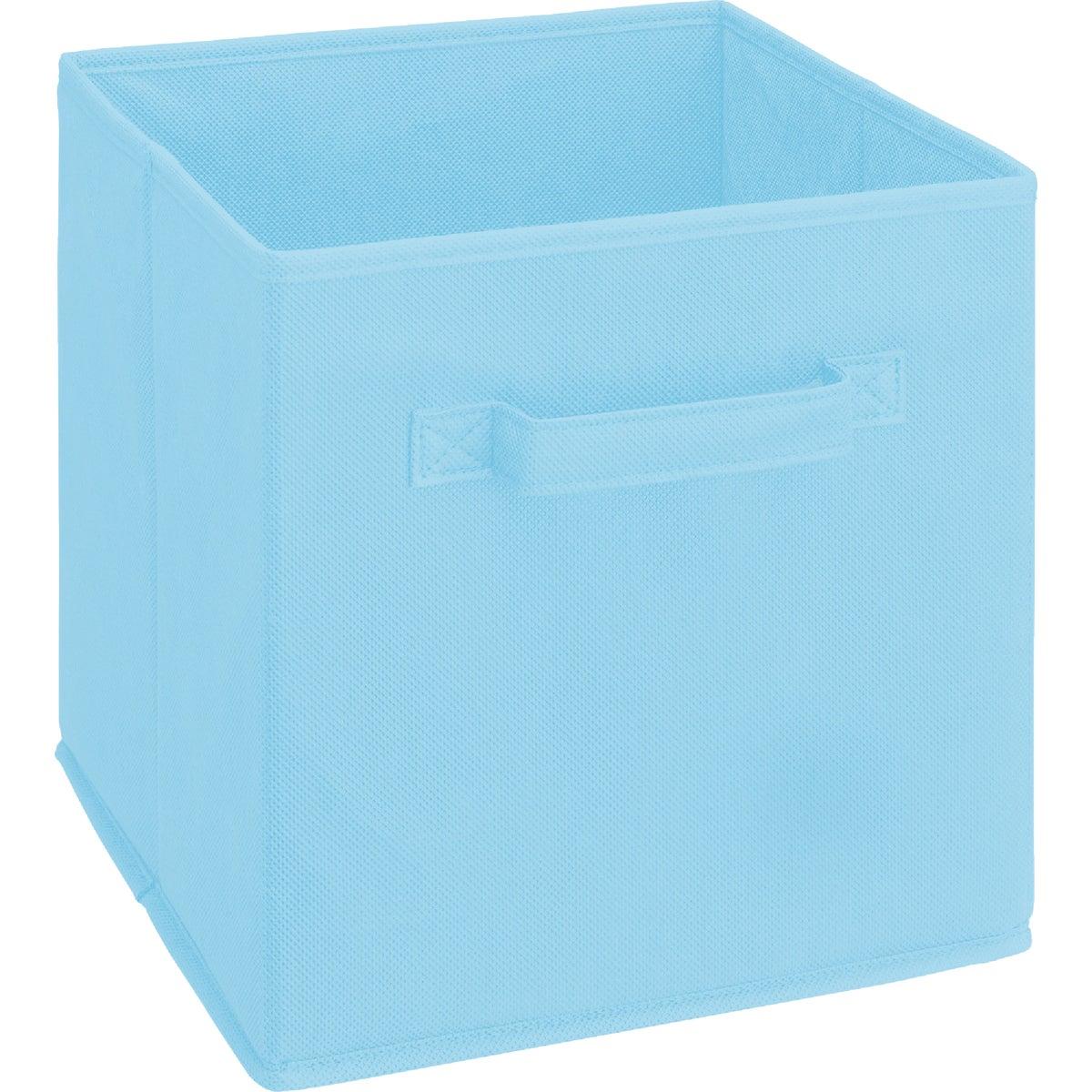 LT BLUE FABRIC DRAWER