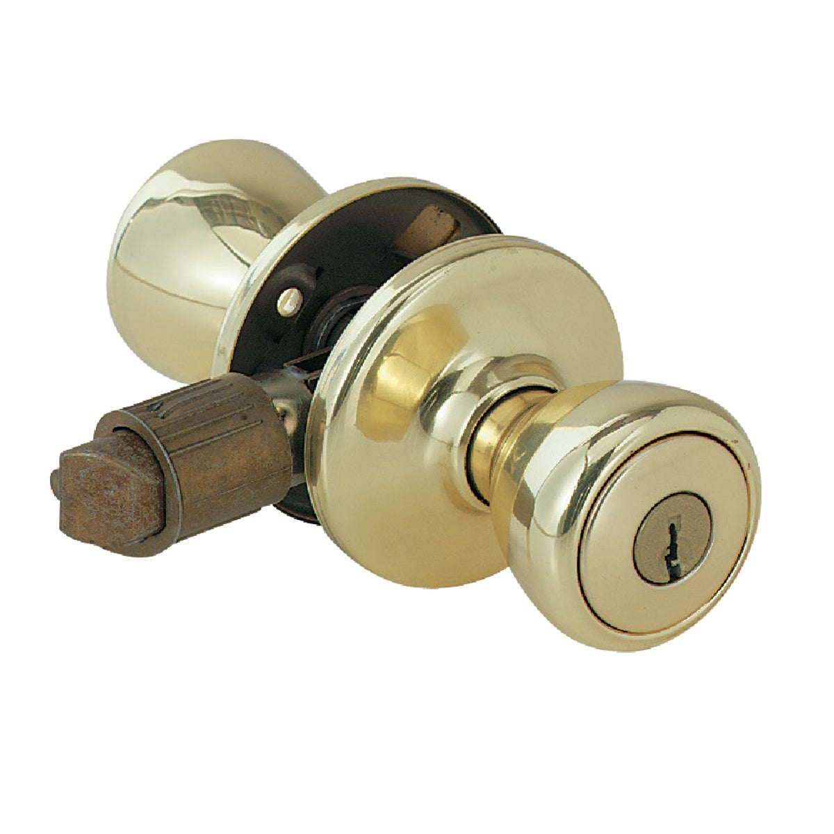PB MOBILE HOME ENT LOCK - 400M 3 CP K6 by Kwikset