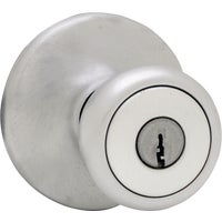 Kwikset MOBILE HOME ENT LOCKSET 400M 26D CP K6
