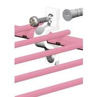 Concrete Wire Shelf Wall Clip, 756100