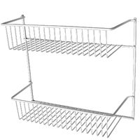 ClosetMaid Tiered Storage Rack, 800200