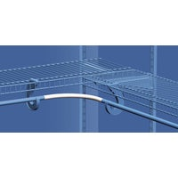 ClosetMaid SuperSlide Corner Rounder Bar Closet Rod, 2563300
