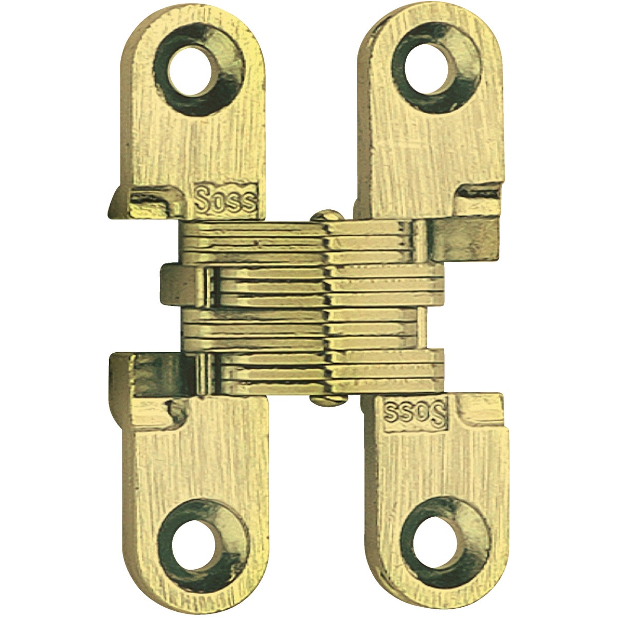 1/2X2-3/8 INVIS HINGE - 204CUS4 by Universal Ind Prod