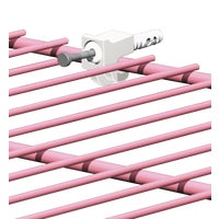 Wire Shelf Wall Clip, 98100
