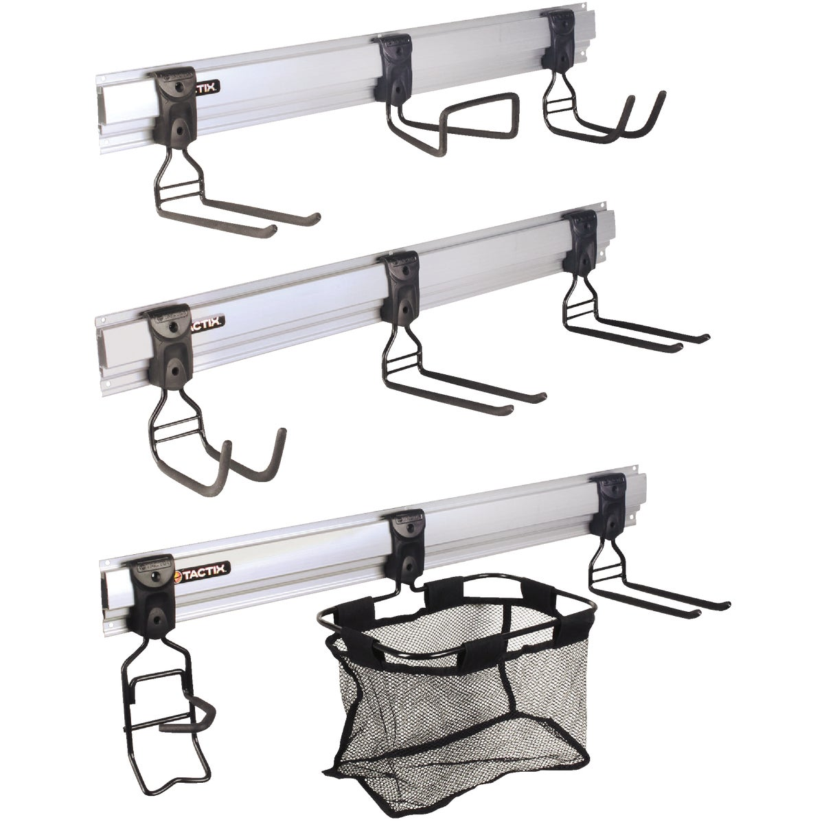 Garage Hang Rail Kit