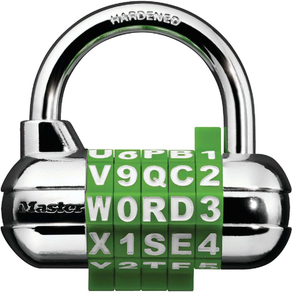 PASSWORD PLUS COMBO LOCK