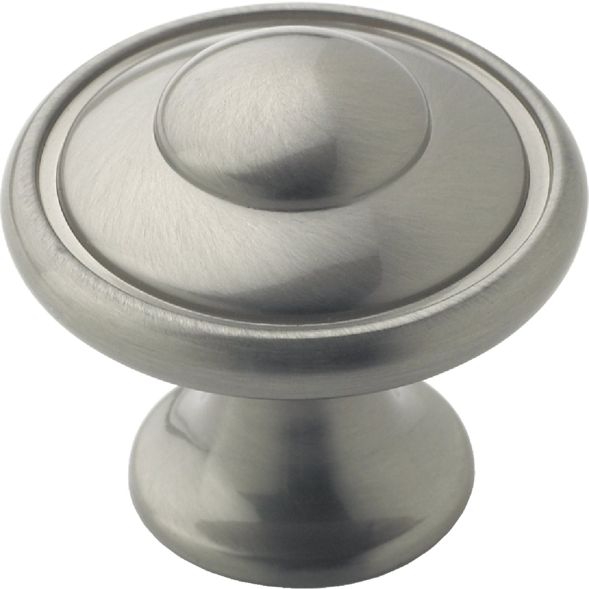 "1-3/16"" SATN NICKEL KNOB - BP53002G10 by Amerock Corporation"