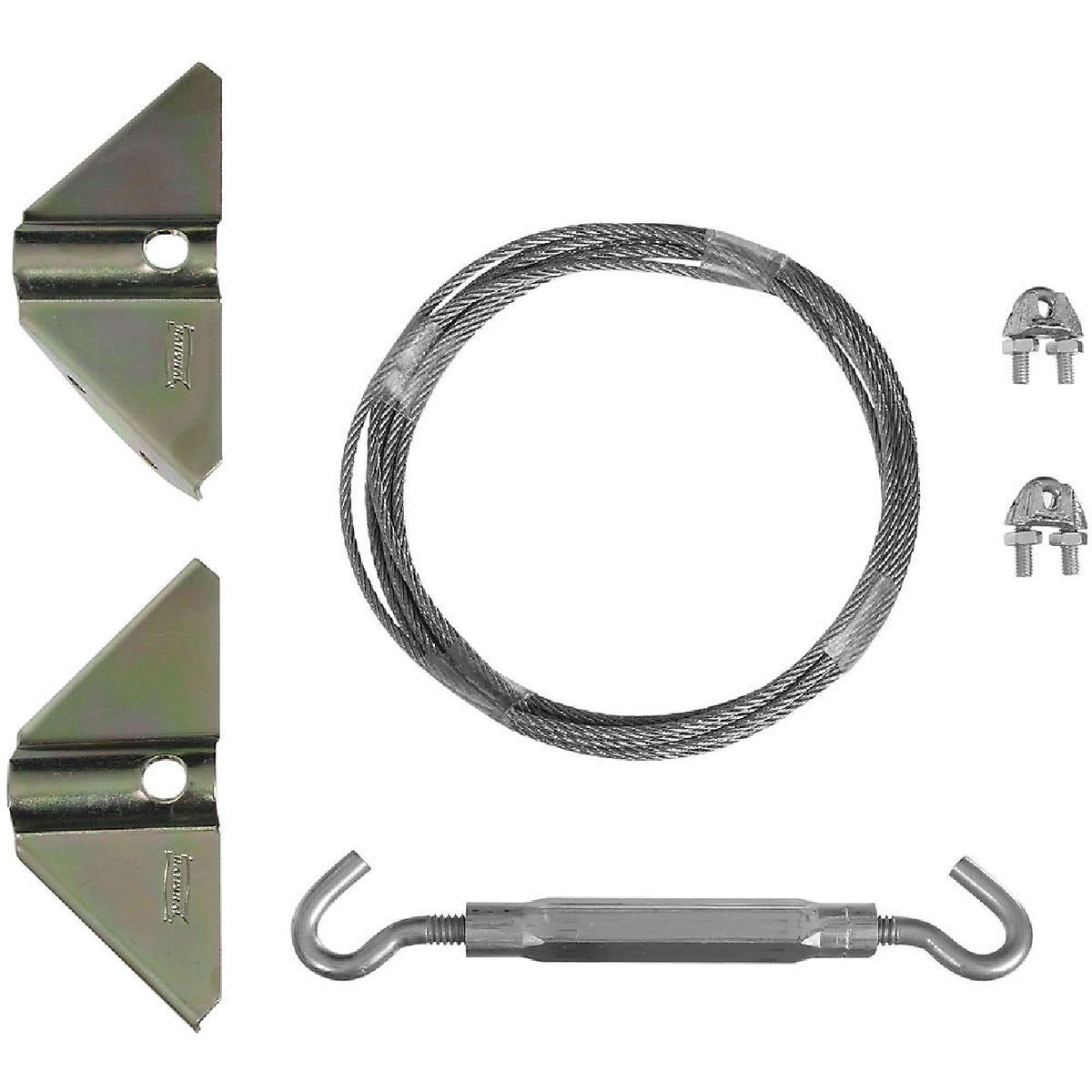 ANTI-SAG GATE KIT ZN - N192-211 by National Mfg Co