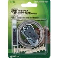 Hillman Fastener Corp H/D MIRROR HANGER 121130