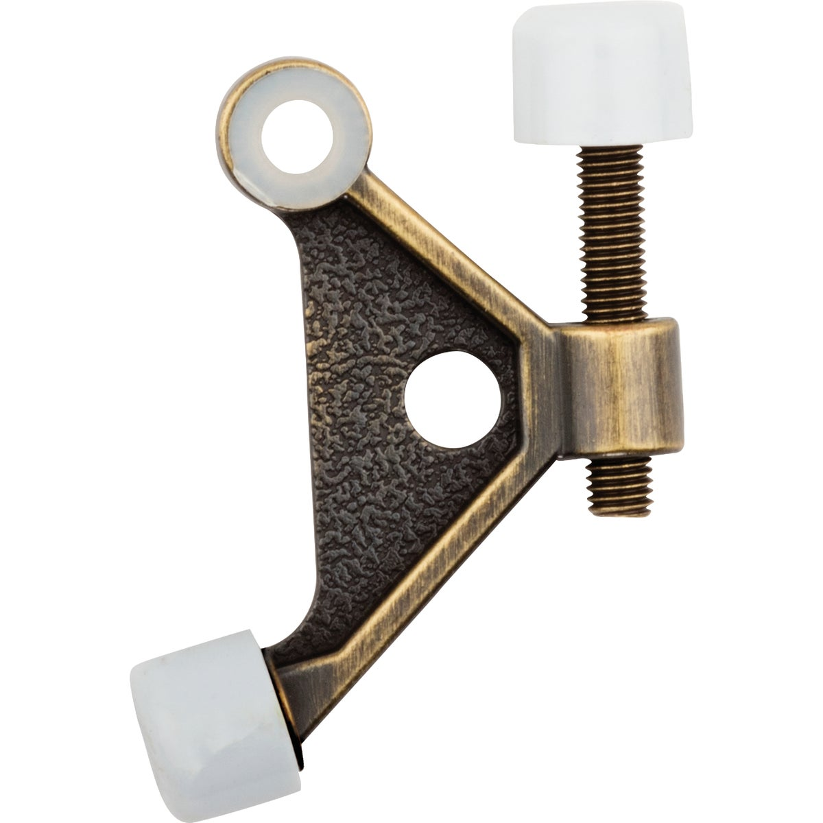 AB HINGE DOOR STOP - N159046 by National Mfg Co