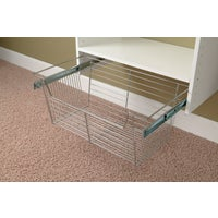 Easy Track Chrome Wire Basket, 9211-CH