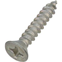 National Mfg. #12 ZINC WOOD SCREW N223982