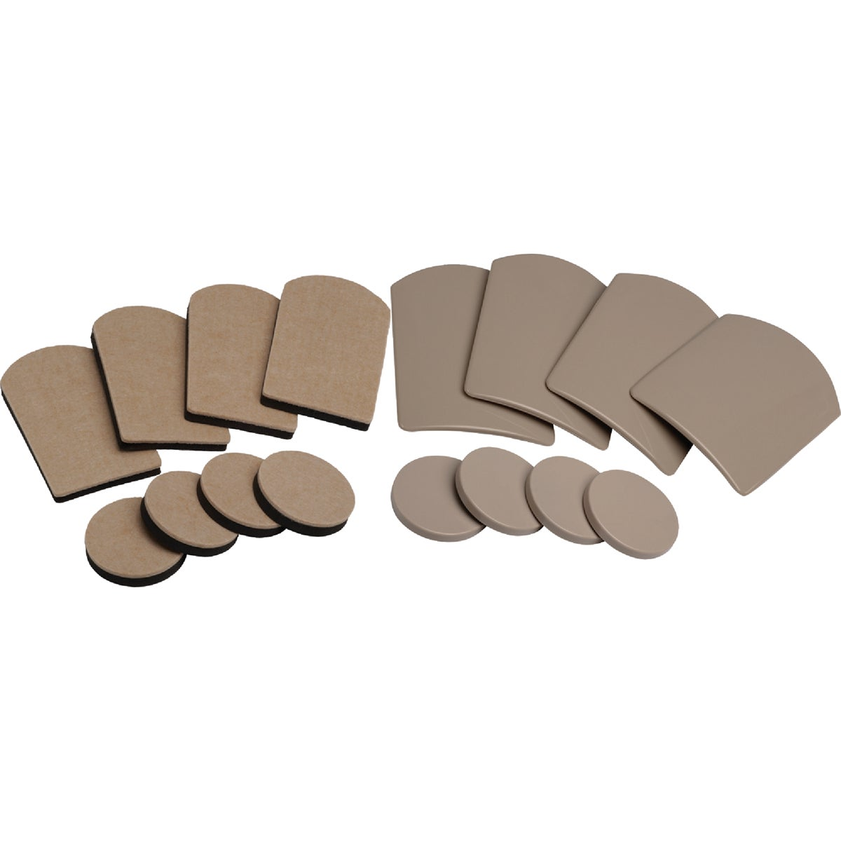 16PC EASY MOVER PADS - 242535 by Shepherd Hardware
