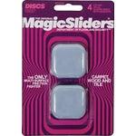 Magic Sliders Square Furniture Glide