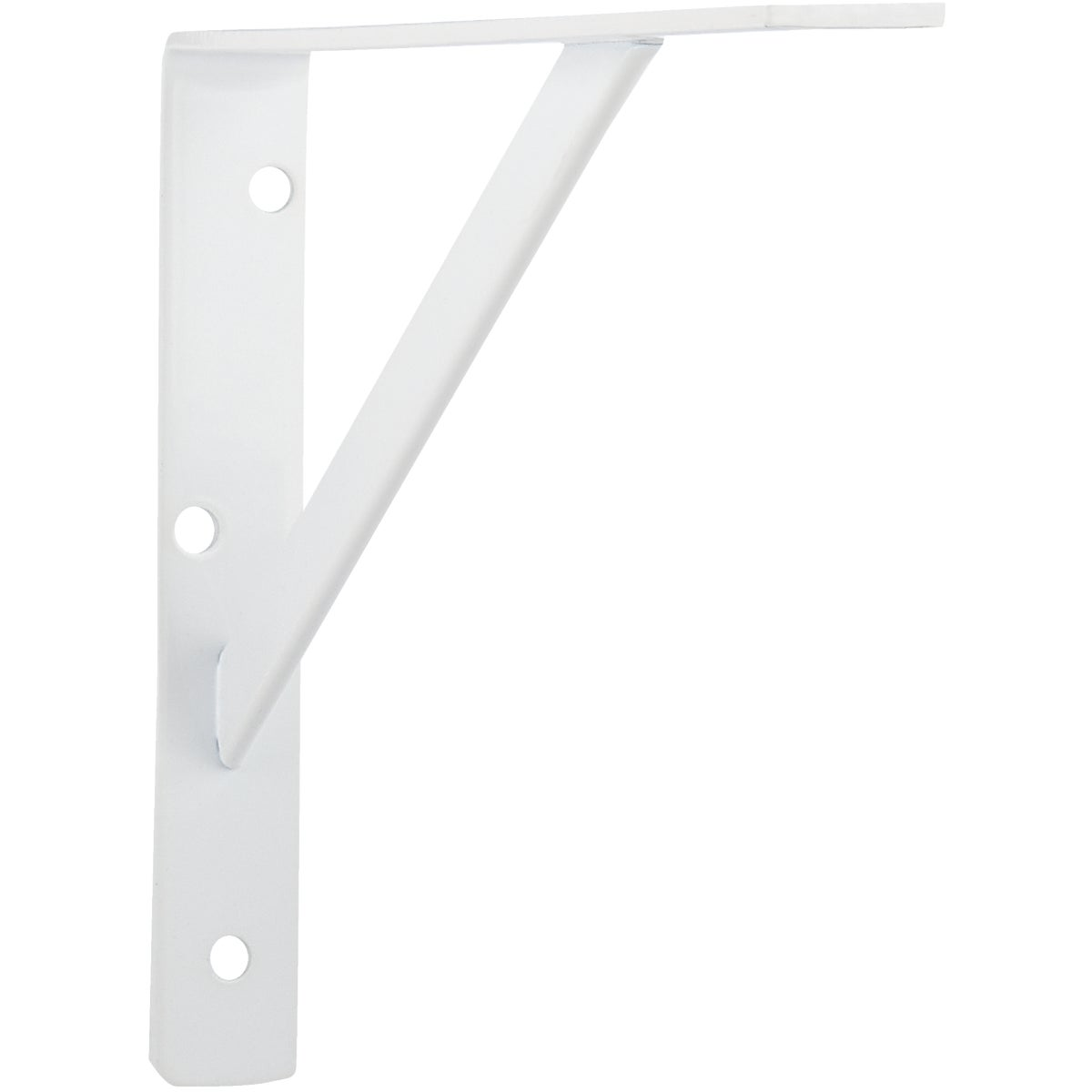 "12"" WHITE BRACKET - 208WH300 by Knape & Vogt Mfg Co"