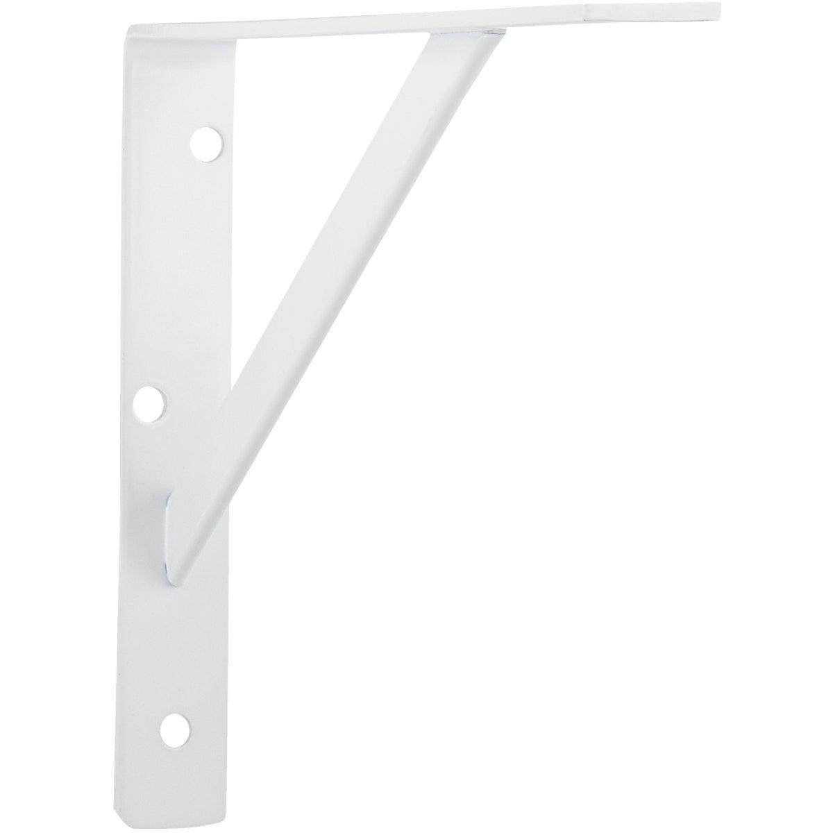 """12"""" WHITE BRACKET - 208WH300 by Knape & Vogt Mfg Co"""