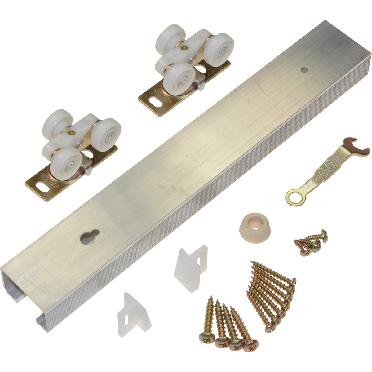 """72"""" DOOR TRACK SET - 100721DR by Johnson Products"""