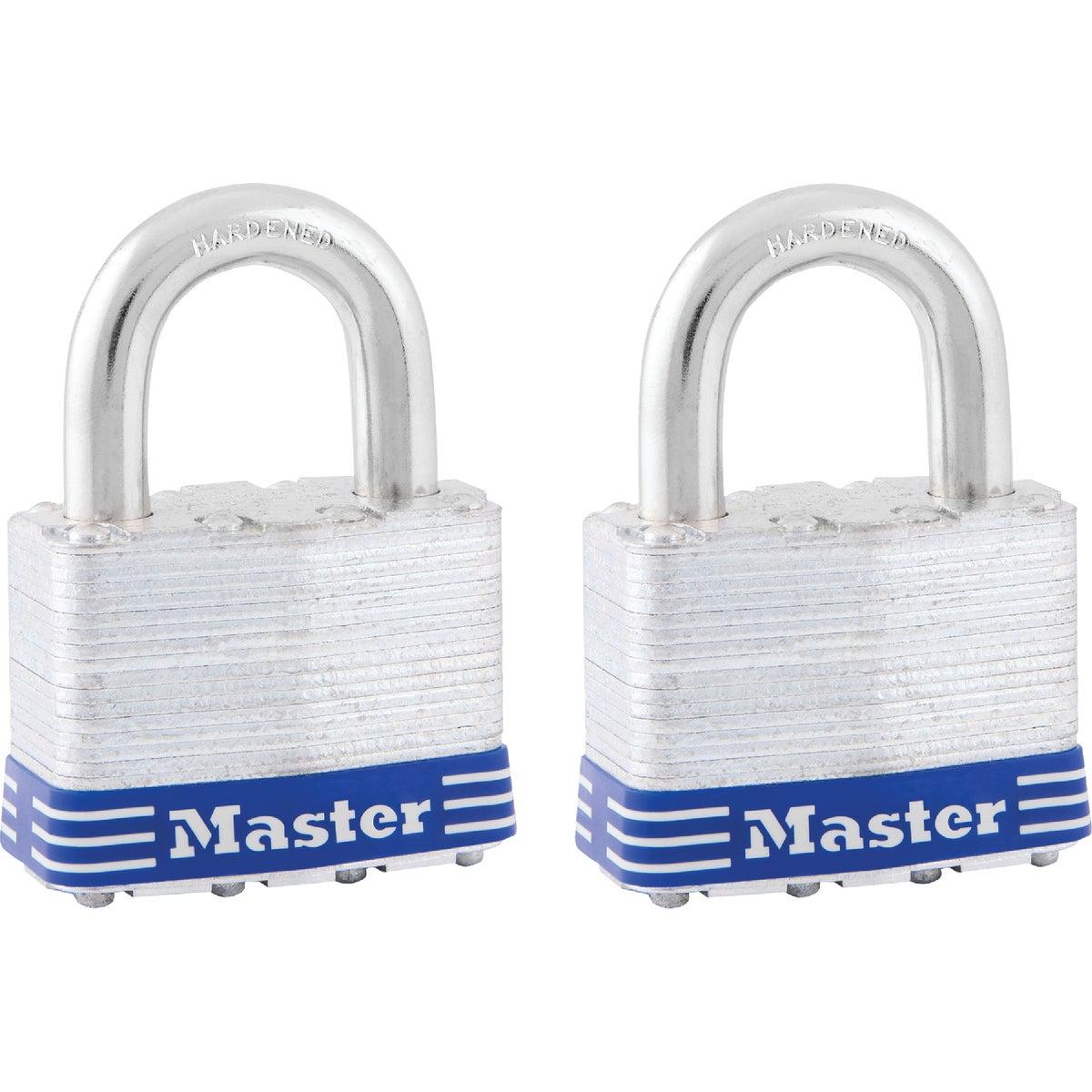 """2PK 2"""" PADLOCK - 5T by Master Lock Company"""