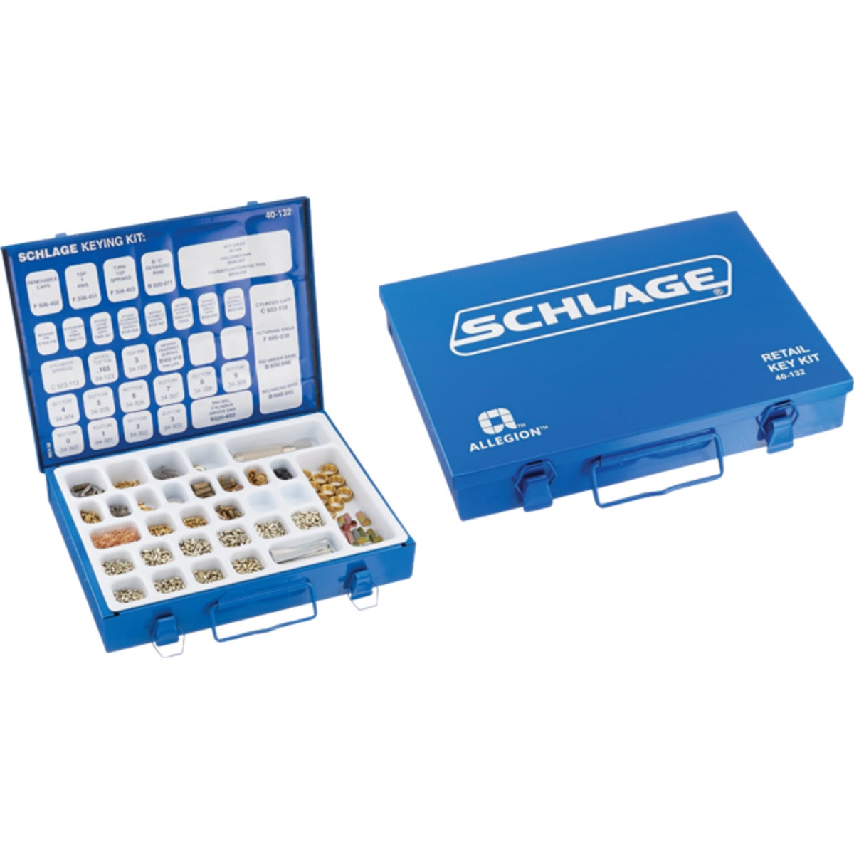 REKEYING KIT - 40-132 by Schlage Lock Co