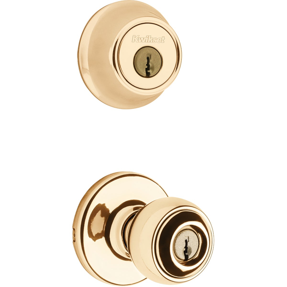 PB CP POLO ENTRY COMBO - 690P 3 CP CODE K6 by Kwikset