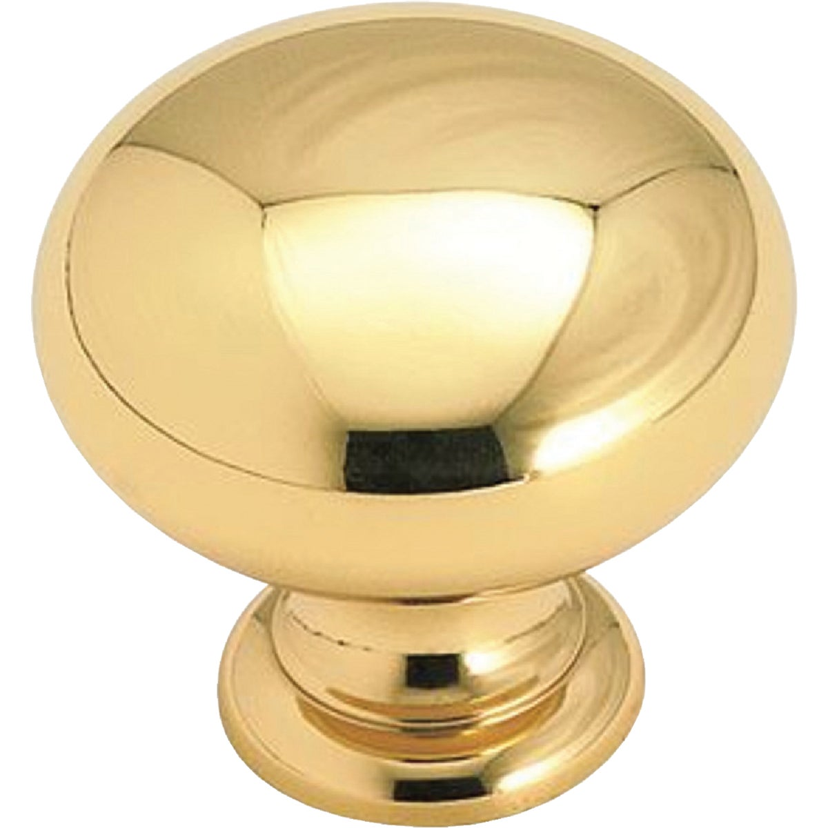 "1-1/4"" BRASS KNOB - BP1950-B by Amerock Corporation"