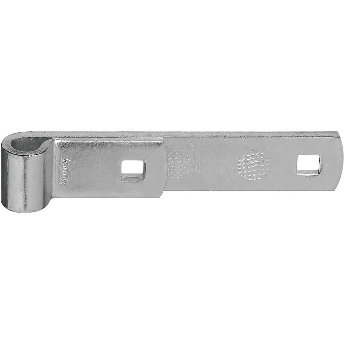 "6"" ZN HINGE STRAP - N131060 by National Mfg Co"