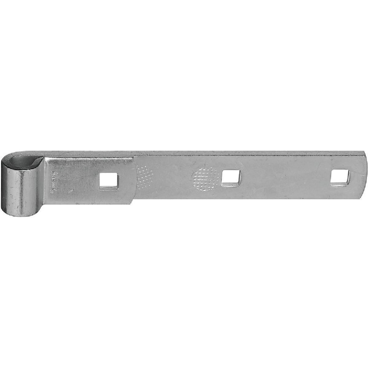 "8"" ZN HINGE STRAP - N131102 by National Mfg Co"