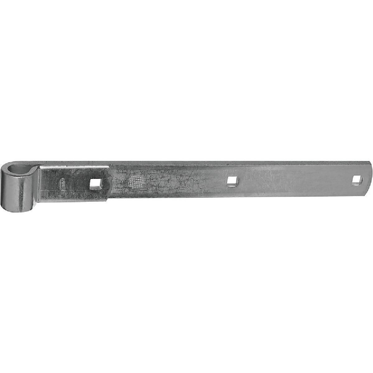 "14"" ZN HINGE STRAP - N130799 by National Mfg Co"