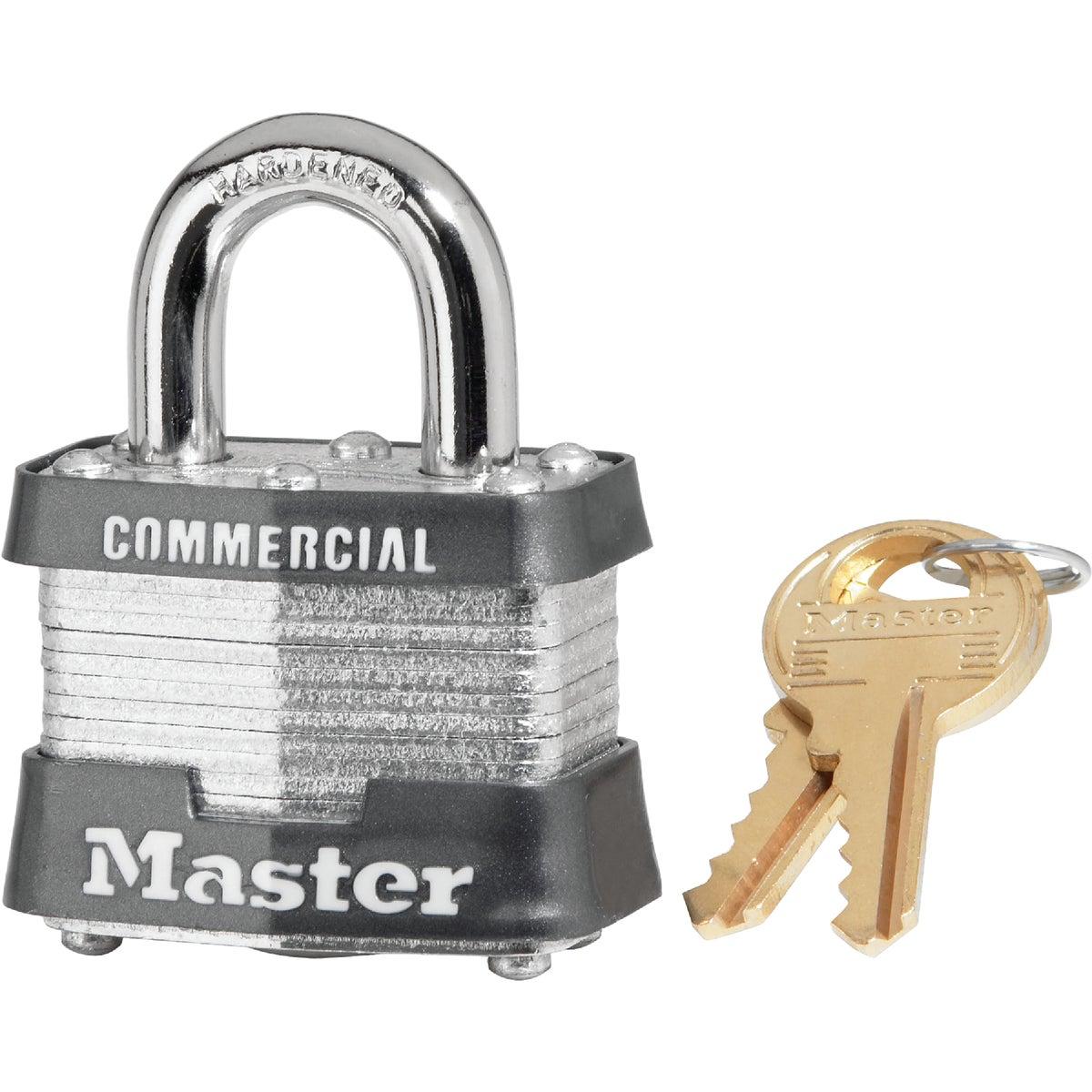 """1-1/2"""" PADLOCK - 3KA-3213 by Master Lock Company"""