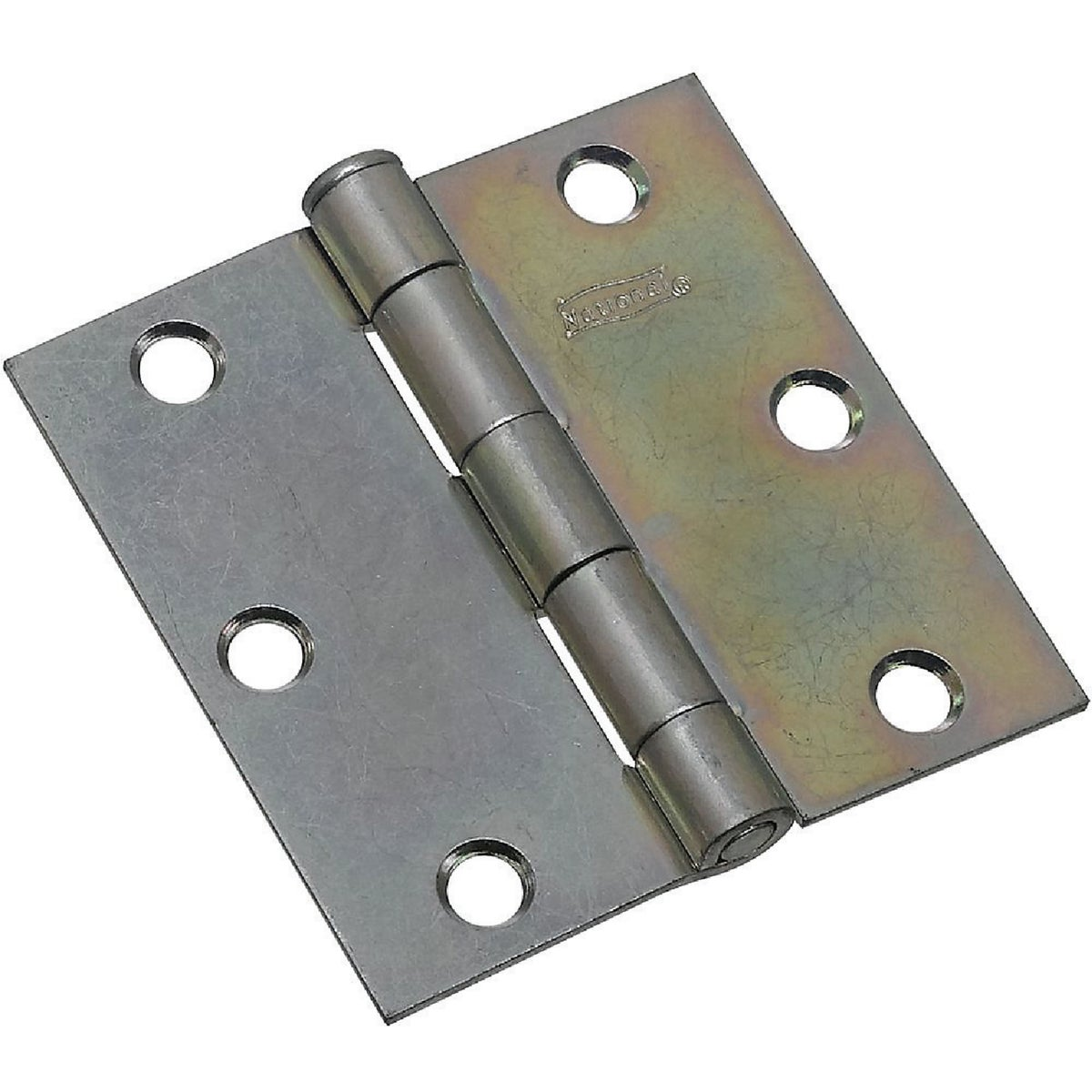 "3"" ZN BROAD HINGE - N195651 by National Mfg Co"