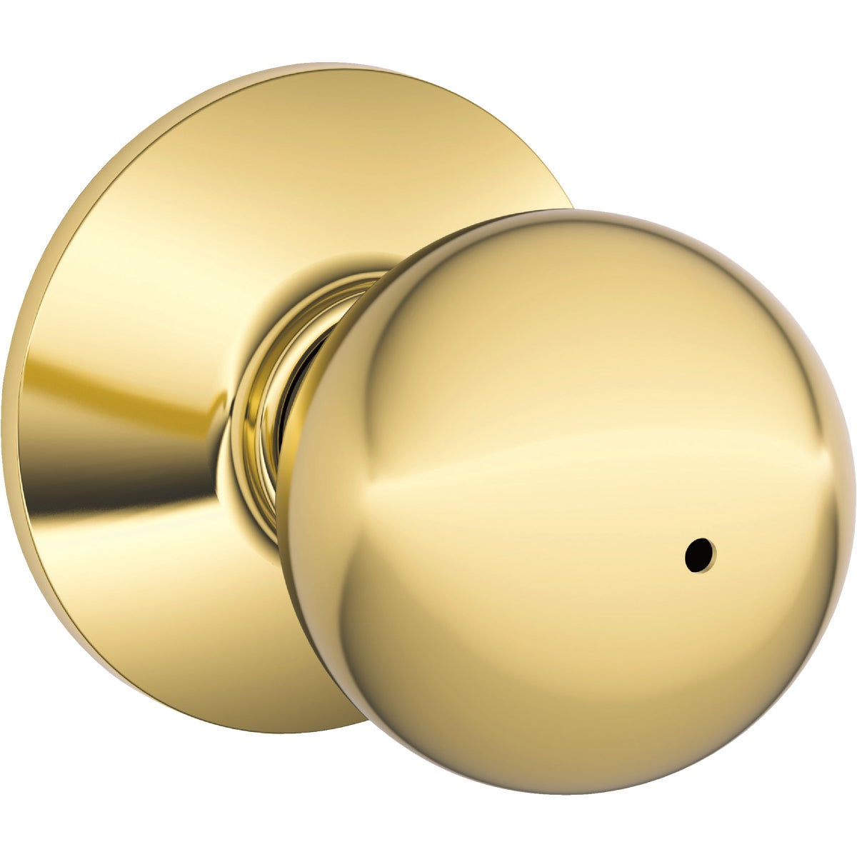 PB ORBIT PRIVACY KNOB BX - F40ORB605 by Schlage Lock Co