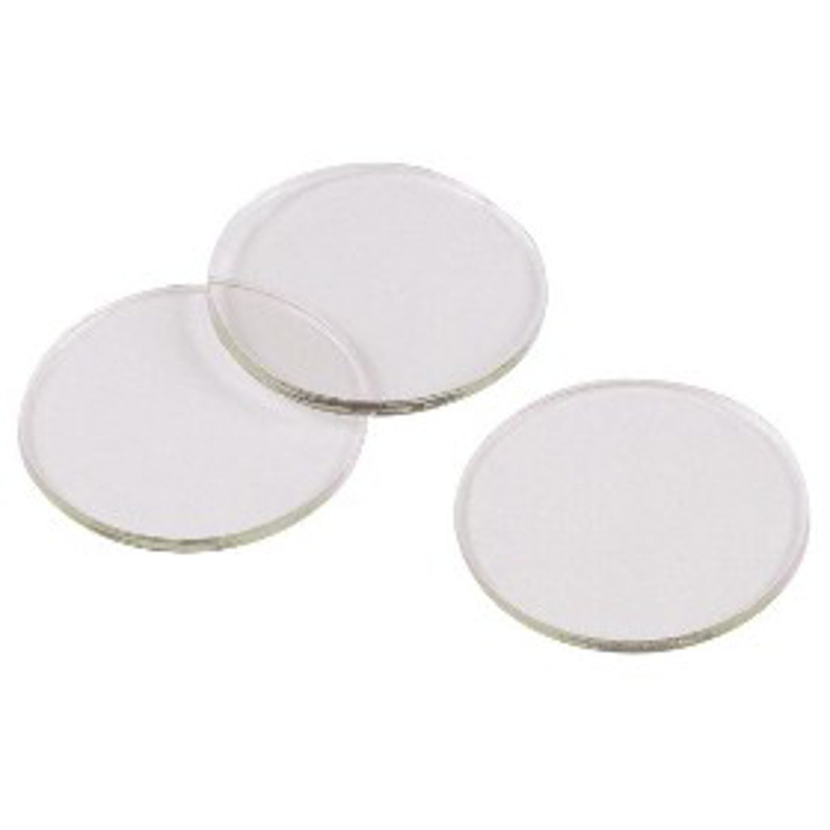 TRANSPARENT DISCS - 122285 by Hillman Fastener