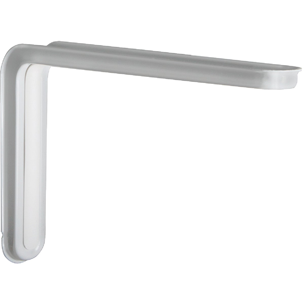 "10"" WHITE BRACKET - 215SP by Knape & Vogt Mfg Co"
