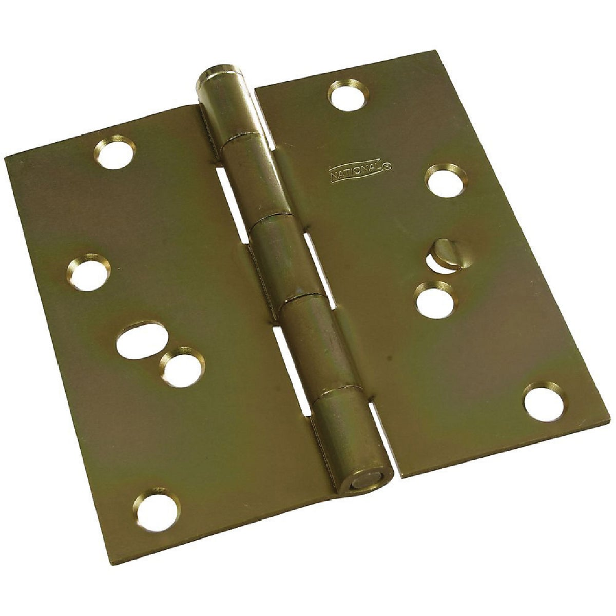 "4"" SECURITY STUD HINGE - N240259 by National Mfg Co"